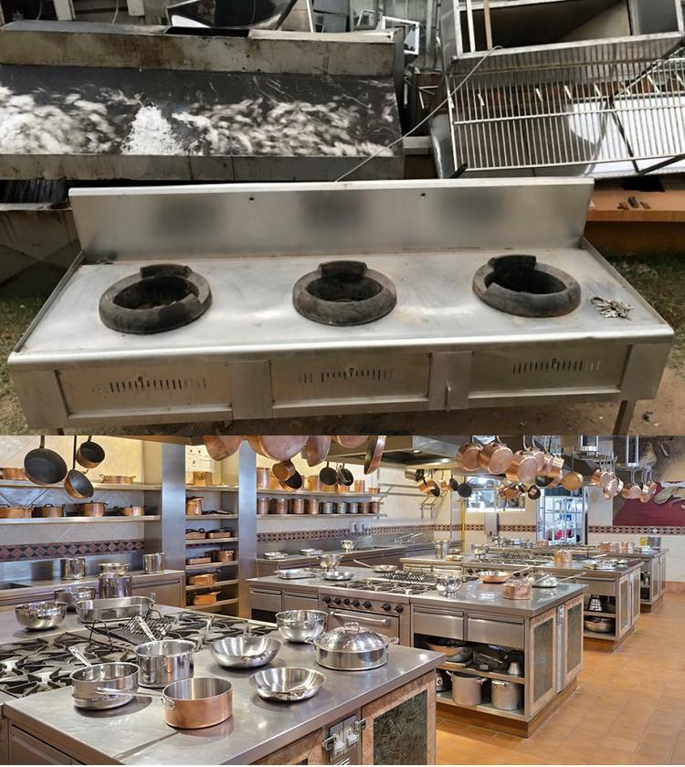 Đồ cũ Tây Hồ nhận thanh lý thiết bị nhà bếp, nhà hàng giá cao