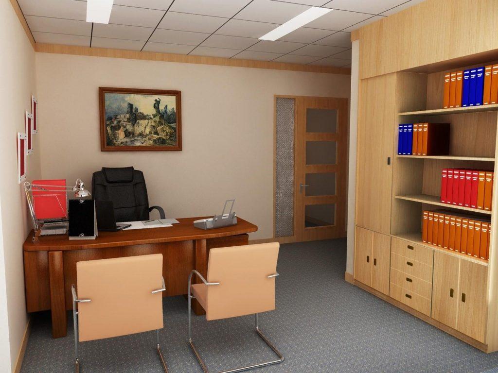 Nội thất văn phòng cũ – giải pháp trang trí nội thất linh hoạt, hiện đại