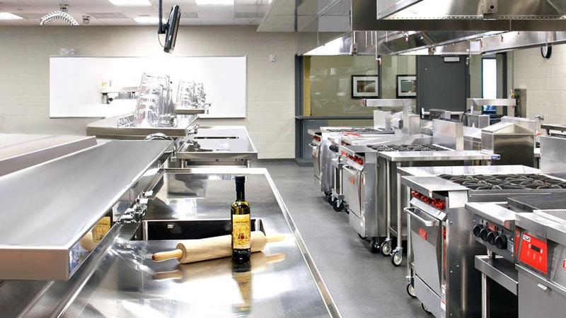 setup bếp công nghiệp