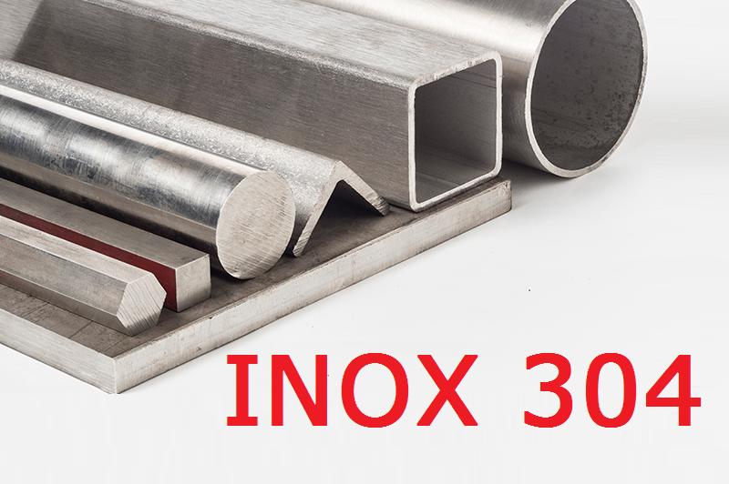 Chất liệu inox 304 chất lượng, thích hợp sản xuất thiết bị bếp cao cấp