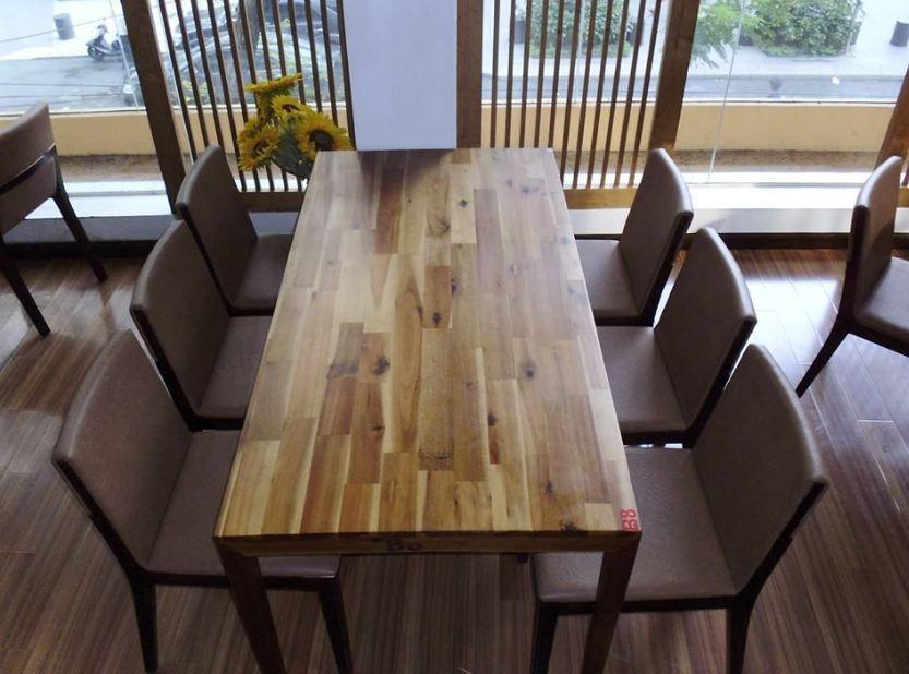 Mua sắm bàn ghế nhà hàng cũ mang đến nhiều lợi ích bất ngờ