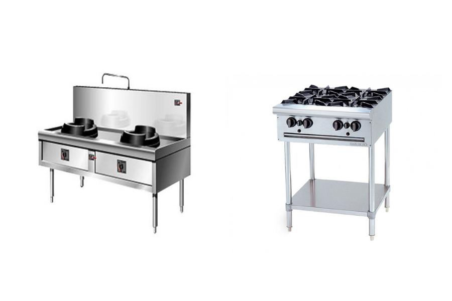 Sự khác nhau giữa bếp Á & bếp Âu